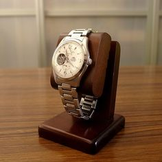 How To Make A Wooden Watch Holder