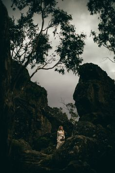 Picnic At Hanging Rock by Dean Raphael