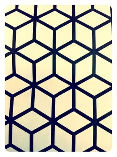 Fantastic, geometric paper