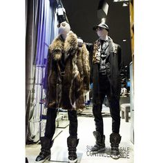 Roberto Cavalli, Giorgio Armani, Dsquared2, Cutler and Gross, Cutuli Cult and Cisco Romero in one of ELITE Man latest shop windows. Everything is also available online! http://www.elitestore.es/men.html