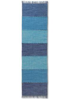 Teppich melange 183x122 blau 48 jetzt auf fab - Teppich bonprix ...