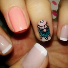 Autumn Nails, Spring Nails, Summer Nails, Fancy Nails, Diy Nails, Cute Nails, Nail Polish Designs, Nail Designs, Finger
