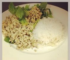 Recipe Thai Chicken Larb by 388gigi - Recipe of category Main dishes - meat