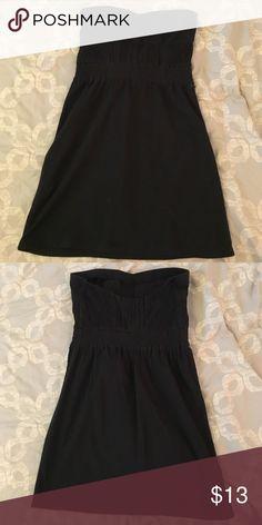 Billabong black sleeveless dress Billabong black babydoll sleeveless dress. Great for the summer/beach Billabong Dresses Strapless
