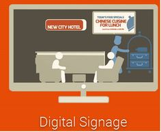 Digital Signage in Hospitality is a cost-effective way to increase engagement and revenue with guests http://gaiatv.in/solutions/itv-for-hospitality/