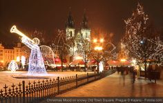 Christmas In Prague!!