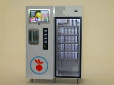 Meet the Juicebot, A Fancy Vending Machine For Cold-Pressed Juice - Eater SF