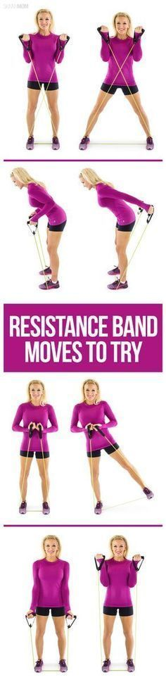 7 Epic Exercises with Resistance Bands Looking for a total body workout? Try the… 7 Epic Exercises with Resistance Bands Looking for a total body workout? Try these resistance band exercises! Fitness Inspiration, Style Inspiration, Fitness Diet, Health Fitness, Usa Health, Women Health, Resistance Band Exercises, Body Exercises, Fat Loss Diet