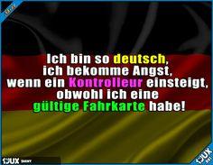 Ich bin deutsch, das steht fest ^^'  Lustige Sprüche #Humor #lustigeSprüche #deutsch #Deutschland