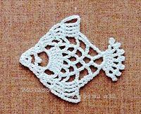 Crochês para aplicação e barrados em ponto abacaxi- pineapple