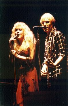 Tom Petty & Stevie Nicks - Bing images