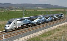 - graphics of the train which made the wolrd speed record , TGV @574,8 km/h  - graphics solutions made of 3M self adhesive , installed by MEGAMARK  - source :http://www.megamark.fr/optimiser-votre-communication/vehicules/monumental/Total-covering-des-trains.html