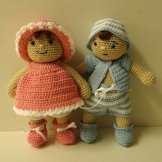 Instant Download PDF Crochet Pattern Dress Up Baby par tildafilur