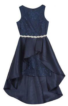 Tween Royal Mikado Holiday Dress Preorder 7 to 16 Years Girls Christmas Dresses, Holiday Dresses, Tween Girls, Fashion, Xmas Dresses, Moda, Fashion Styles, Fashion Illustrations