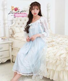 pas cher jeunes femmes lolita princesse robe vintage sexy de nuit de nuit acheter robes de. Black Bedroom Furniture Sets. Home Design Ideas