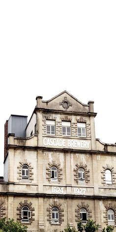 Cascade Brewery - Australia's oldest working brewery built in 1824 in Tasmania - by helloemilie on IG
