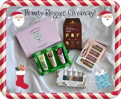 Enter to win this great beauty blogger giveaway and win all this!