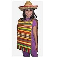 This Serape is made from a paper bag and is perfect for Cinco de Mayo celebrations, World Thinking Day or 'World of Girls' Journey.