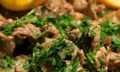 Emincés de veau, sauce aux asperges - sans gluten Gluten, Beef, Food, Recipes, Meat, Essen, Meals, Yemek, Eten