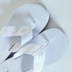 """OP White Platform Wedge Flip Flops Cute and versatile. These are white wedge platform flip flops. Like new.  Size is 10 Platform: 1"""" Wedge: 1 3/4""""  In great condition. Only worn once. OP Shoes Sandals"""