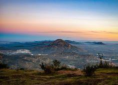 Early morning at Nandi Hills in Karnataka India. [OC] [3346x2400] http://ift.tt/2jkeO0a
