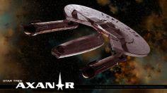 Star Trek: Axanar  Starfleet Heavy Cruiser