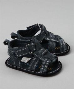 black sandals for baby boy