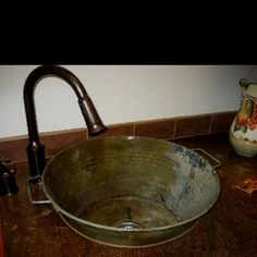 Washtub Sink