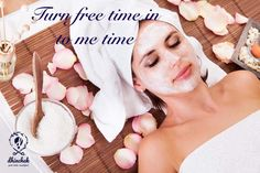 When was the last time you pampered yourself? Maybe it's about time to turn your FREE time into ME time in the comfort of your home. Book now: http://bit.ly/1Ulgnol #salon #online #appointment #home #booking