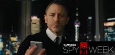 You don't need to be Bond to get your own spy gadgets. You've already got the ultimate spy tool in your pocket: a smartphone. And who would suspect you're spying when you're probably just texting a friend? Here are the apps and peripherals you need to take your phone on a covert mission without Q in your corner.