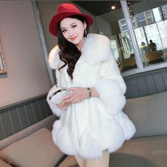 Cheap Fur & Faux Fur on Sale at Bargain Price, Buy Quality fur coats uk, coat accessories, fur down coat from China fur coats uk Suppliers at Aliexpress.com:1,Clothing Length:Long 2,Model Number:W-487 3,Sleeve Length:Three Quarter 4,6XL Fux Coat:Yes 5,Style:Thick Warm Fur