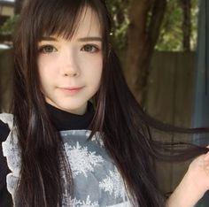 Pretty Girls, Cute Girls, Better Off Alone, Ig Girls, Kawaii Girl, Anime Kawaii, Cosplay, Portrait, Makeup