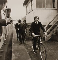 George and Ringo were definitely the smart ones here