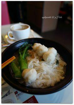 H K  noodle