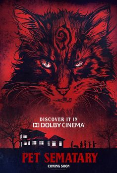 New Poster for 'Pet Sematary' Horror Movie Posters, Cinema Posters, Horror Movies, Cult Movies, Pet Cemetery, Stephen King, Alternative Movie Posters, Movie Wallpapers, Iphone Wallpapers