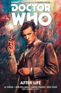 Doctor Who: The Eleventh Doctor (Series) -- The Eleventh Doctor returns in an all-new ongoing series, with a time-twisting leap into the unknown! Geronimo!