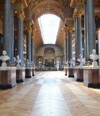 La galerie des Batailles - Château de Versailles