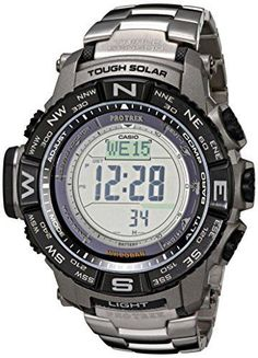 Casio Men's PRW-3500T-7CR Pro Trek Tough Solar Digital Sport Watch Quality Gift #Casio