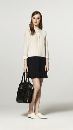 A look from the 3.1 Phillip Lim for Target collaboration.