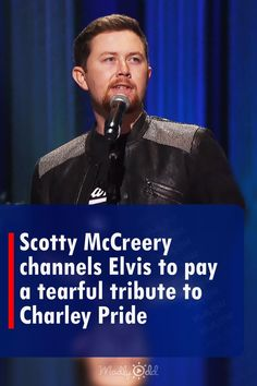 Country legend Charley Pride passed away at the age of 86 on December 12. Scotty McCreery made sure to pay tribute to one of the genre's true trailblazers during a show at the Grand Ole Opry. #countrymusic #music #ScottyMcCreery #singing #songs