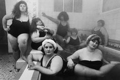 my aquaerobics class (William Klein)