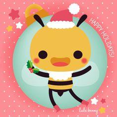 Happy Bee Holidays | Flickr: Intercambio de fotos