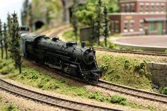 HO Scale Model Train Image 1