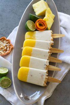 Painkiller Cocktail Popsicles   saltandwind.com