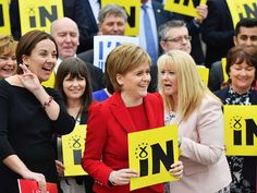 """It is """"democratically unacceptable"""" that Scotland will be taken out of the EU against its will, Nicola Sturgeon has said, and a second independence referendum is """"highly likely"""". The First Minister said that the Scottish Government would commence preparations for another independence vote after Scotland bucked the UK trend by voting 62 per cent to 38 per cent for Remain."""