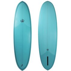 5'11 DC Double Ender with resin tint, resin pin lines, deck patch, tail patch and sand finish