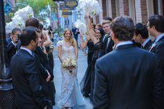 Anna Maier Ulla-Maija Wedding Dress and First Look