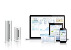Netatmo Weather Station - for iOS and Android devices. Air quality matters!