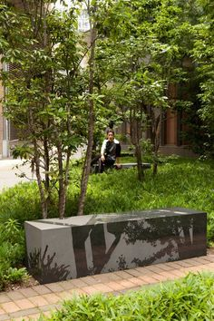 Memory chair 02 « Landscape Architecture Works | Landezine Landscape Architecture Works | Landezine:
