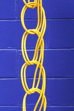 There are things contractors do that we all should take note of, and electrical cord storage is one of those things. It's important to properly store your cord to elongate its lifespan- plus, it will save you the headache of having to unwind 100 feet of tangles and knots.